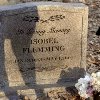 Isobel's Grave.