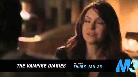 The Vampire Diaries 5x11 Canadian Promo - 500 Years of Solitude