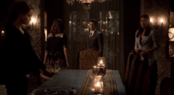 Genevieve-Hayley and Elijah- Francesca 1x21