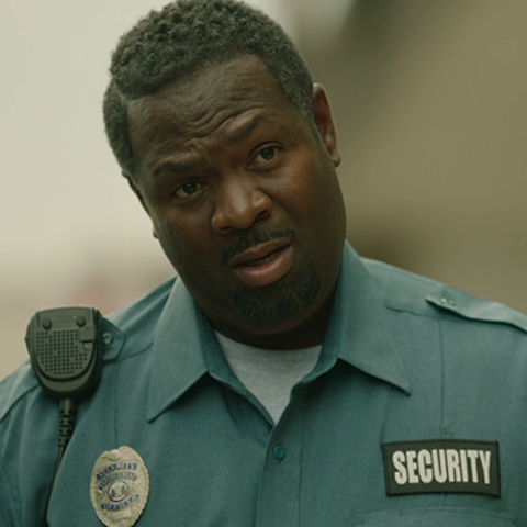 <b>Store Security Guard/Hancock</b> by <a href=