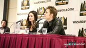 The Vampire Diaries' Paul Wesley and Torrey Devitto Q&A @ Toronto Comic Con 2012 (part 2)