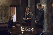 4x08 Voodoo in My Blood-Hope-Hayley-Alaric
