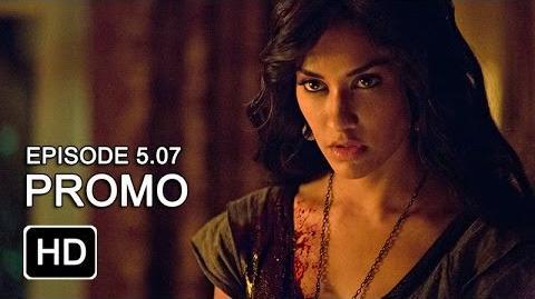 The Vampire Diaries 5x07 Short Promo