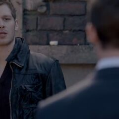 Klaus to Elijah
