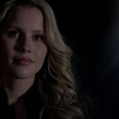 Rebekah says goodbye