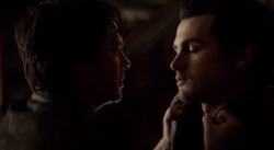 Damon and Enzo 5x19