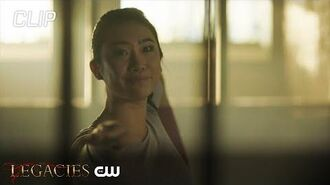 Legacies Season 2 Episode 11 What Cupid Problem? Scene The CW