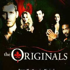 'Originals' poster for SDCC