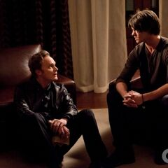 John and Jeremy Gilbert.