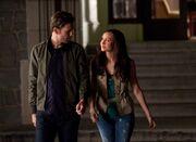 Alaric und Vanessa