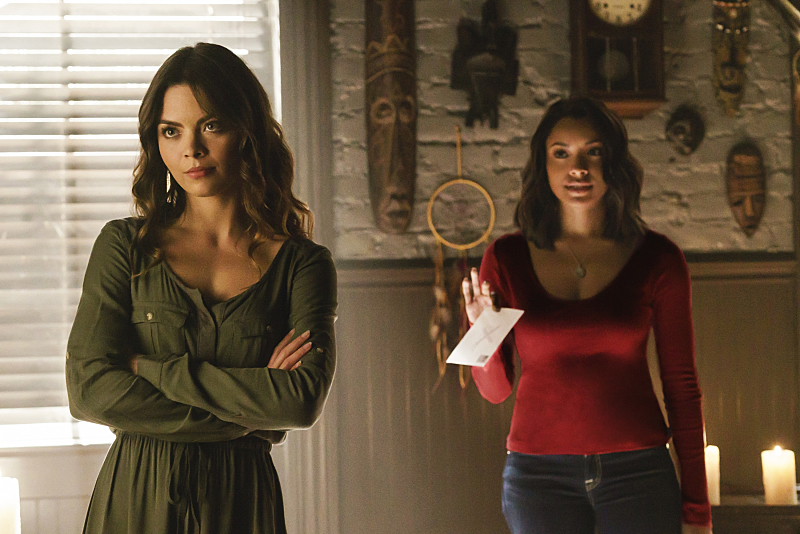Bonnie And Nora The Vampire Diaries Wiki Fandom Powered By Wikia