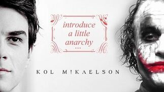 ►Kol Mikaelson introduce a litte anarchy..