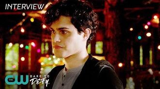 Legacies Aria Shahghasemi Landon's New World The CW