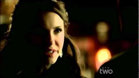 3x09 Stefan & Katherine ending scene - Vampire Diaries
