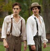 Stefan and Damon 3