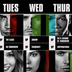 The CW' Fall 2016 Schedule