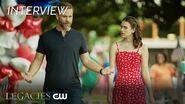 Legacies CAST - Hopeless The CW