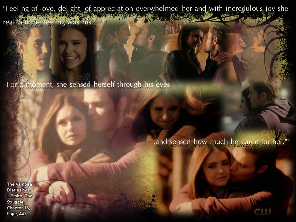 The Vampire Diaries Quotes From Book Crying Wolf