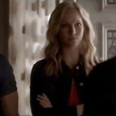 Tyler Caroline and Klaus