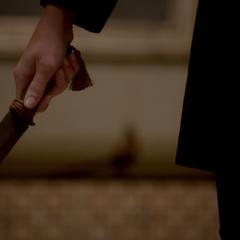 Unknown Dark Knife
