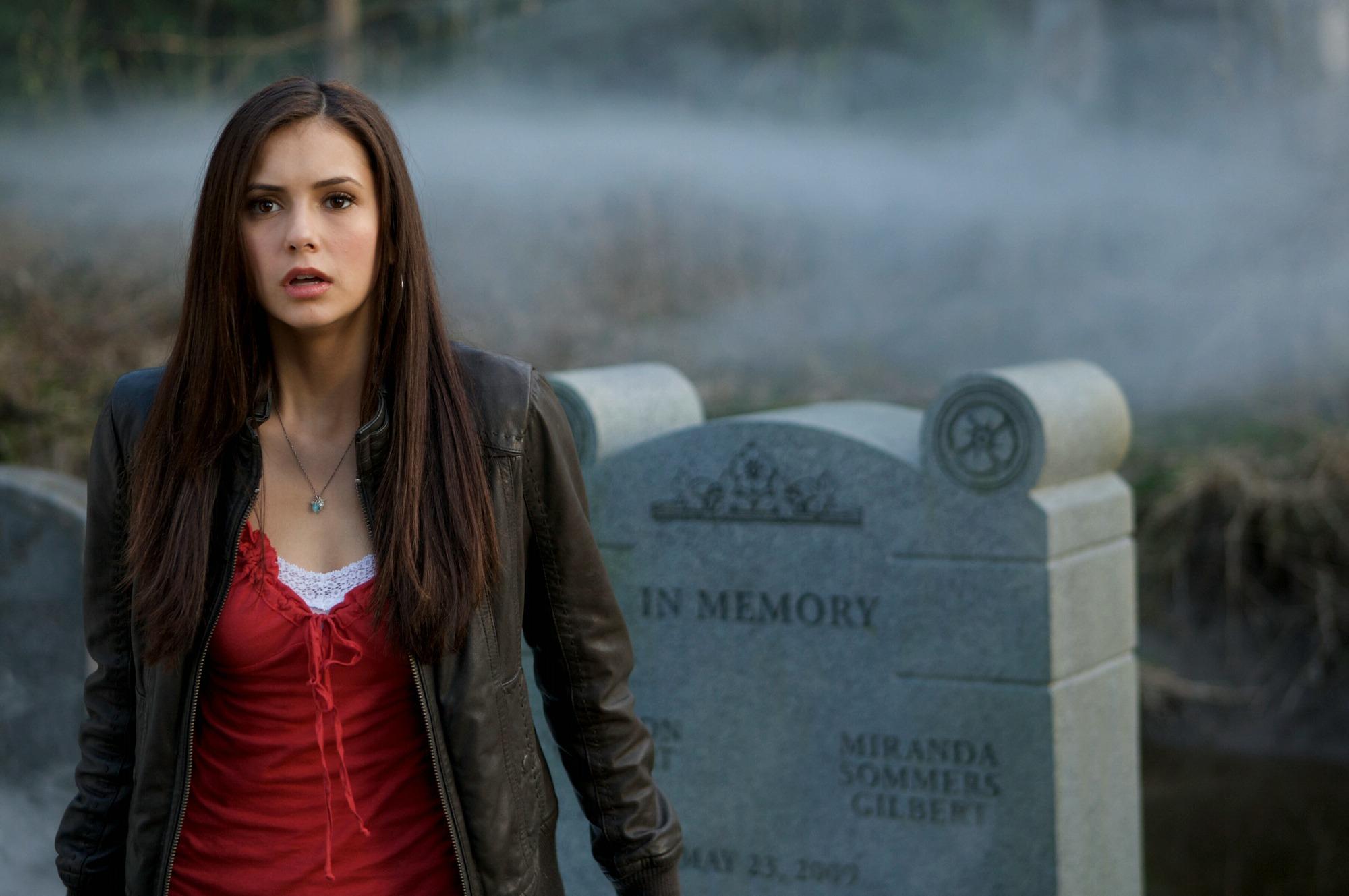 Risultati immagini per TVD Elena season 1
