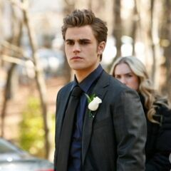 Stefan and Amber.