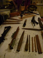 TVD Weapons
