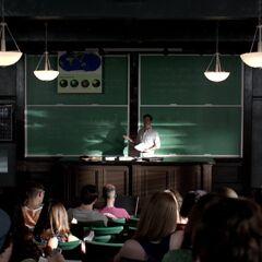 Alarics Klassenraum