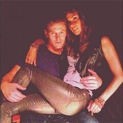 Matt and Nadia