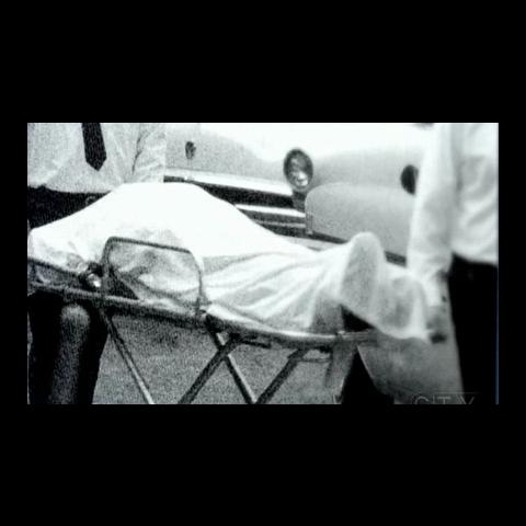 Joseph's dead body