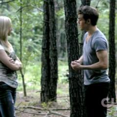 Stefan und Caroline
