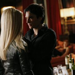 Rebekah and Damon 3x17