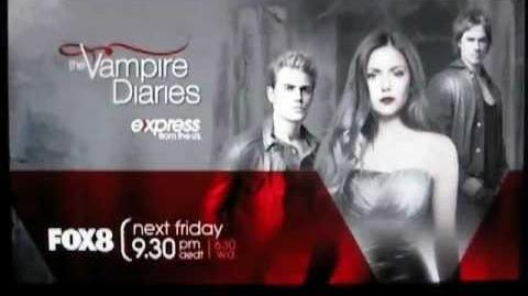 Vampire Diaries 4x11 Australian Promo