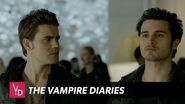 The Vampire Diaries - Inside Woke Up With a Monster