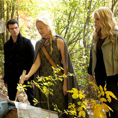 Elijah, Eve and Rebekah