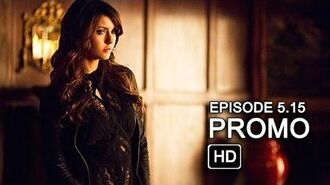 The Vampire Diaries 5x15 Promo - Gone Girl HD