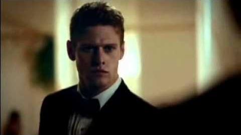 Damon breaks Kol's neck - The Vampire Diaries 3X14