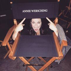 Annie Wersching 20 de julio de 2015