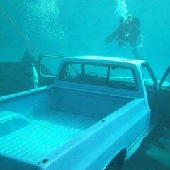 BTS Underwater scene #2