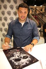 Michael Narducci-Signing