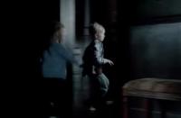Liv and Luke running for their lives