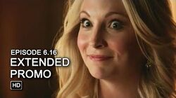 The Vampire Diaries 6x16 Extended Promo - The Downward Spiral HD