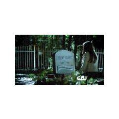 Elena At Jer's Grave