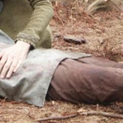 Henrik's dead body