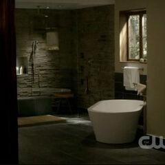 Damons Badezimmer