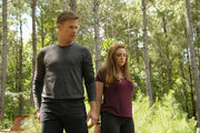 1x02 Some People Just Want To Watch The World Burn-Alaric-Hope