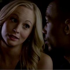 Caroline talks With Jesse