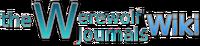 Werewolf journals logo
