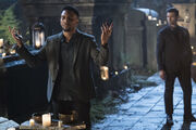 4x07 High Water and a Devil's Daughter-Vincent-Elijah