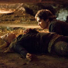 Rebekah and Damon 4x14